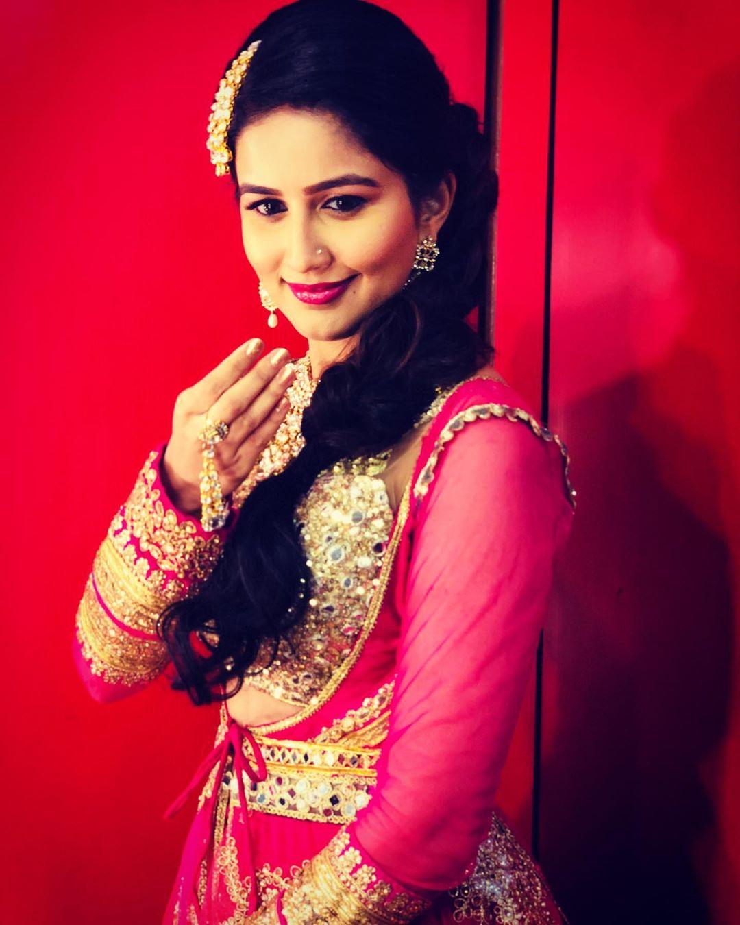 Vaidehi Parshurami marathi actress 38