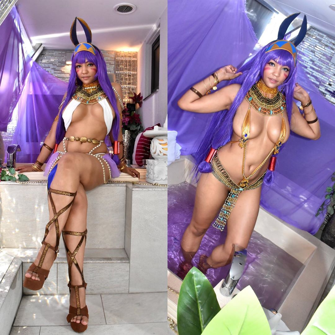 Nitocris cosplay by pattiecosplay