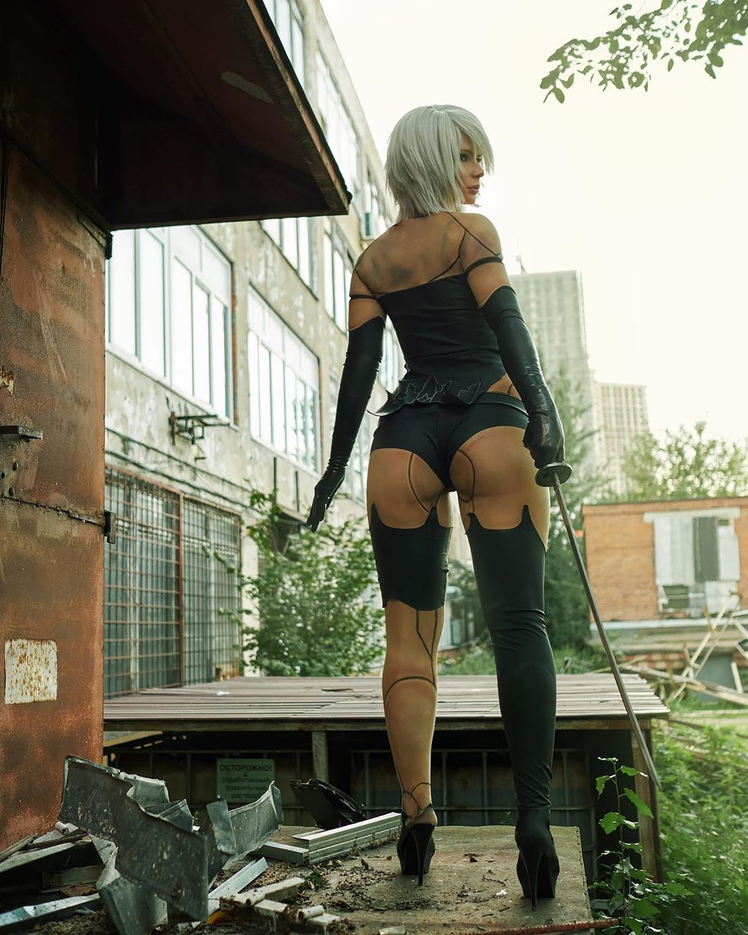A2 cosplay by Jannet