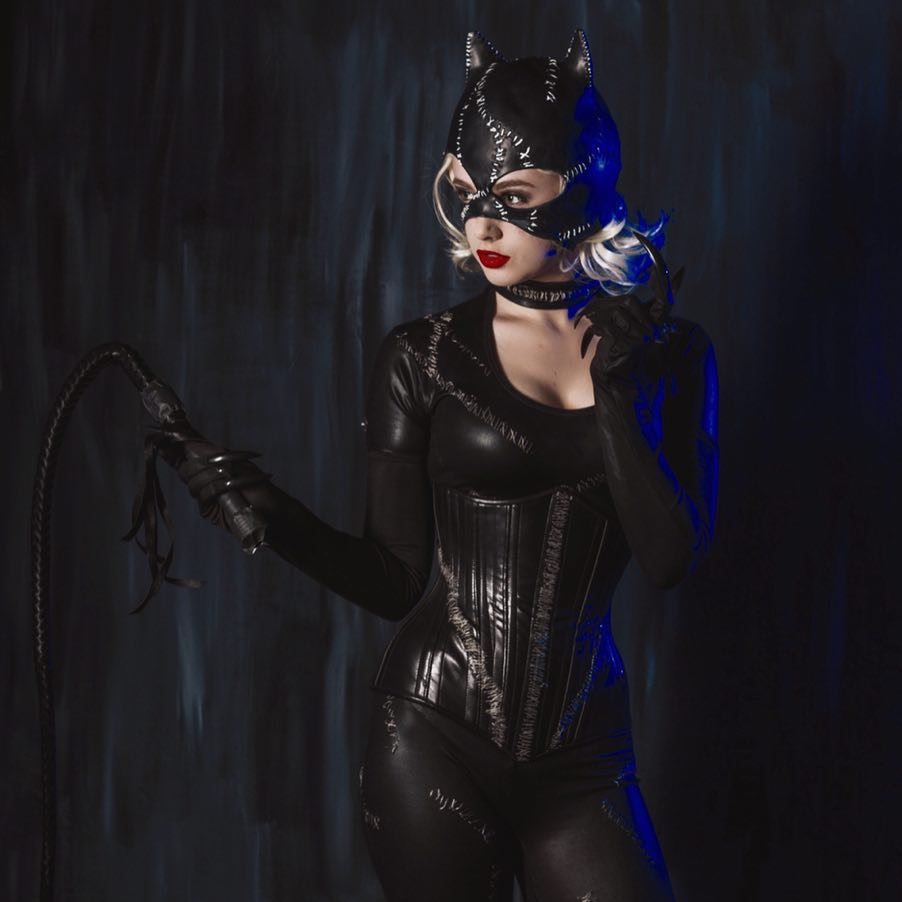 catwoman cosplay by darthlexii