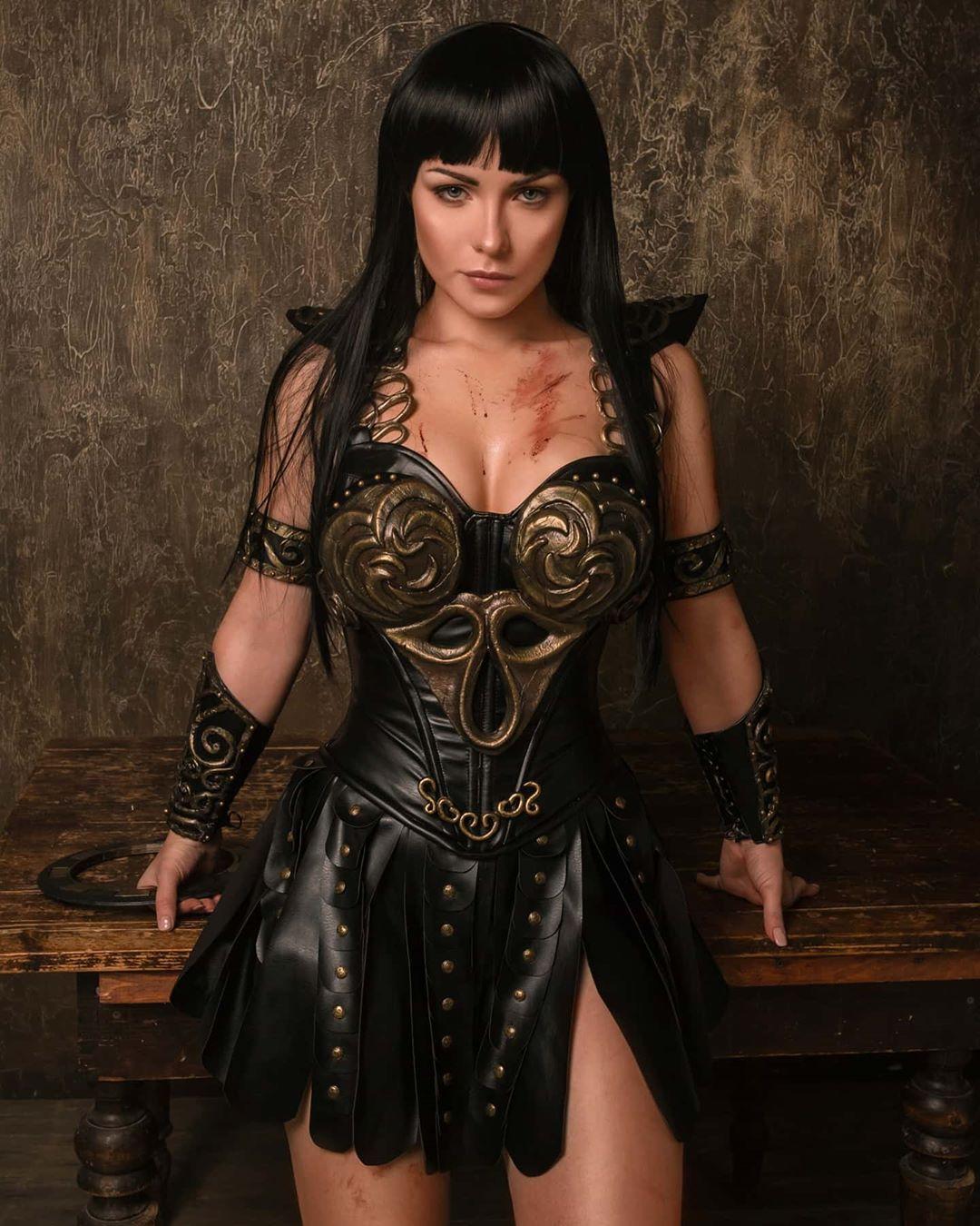 Xena   Warrior Princess cosplay by Irina Meier