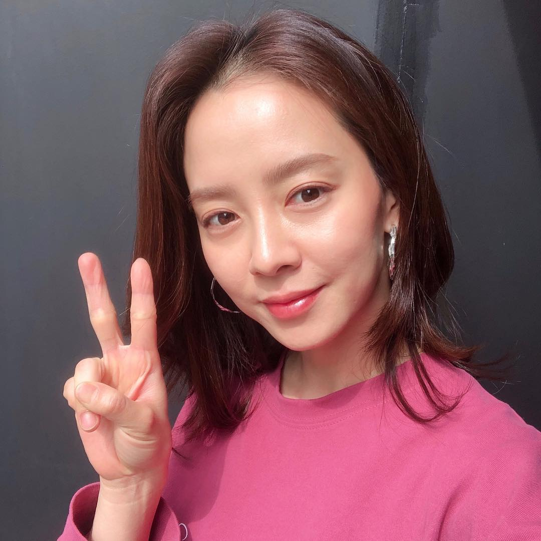 Song Ji hyo south korean actress
