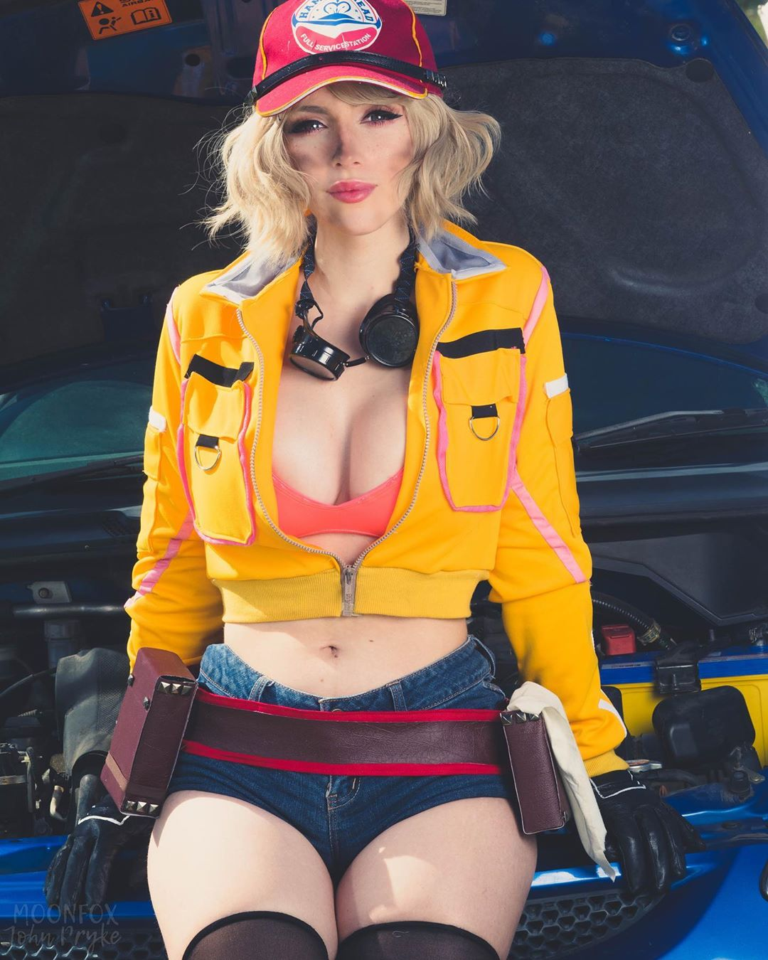 Cindy Cosplay by Katyuska Moonfox
