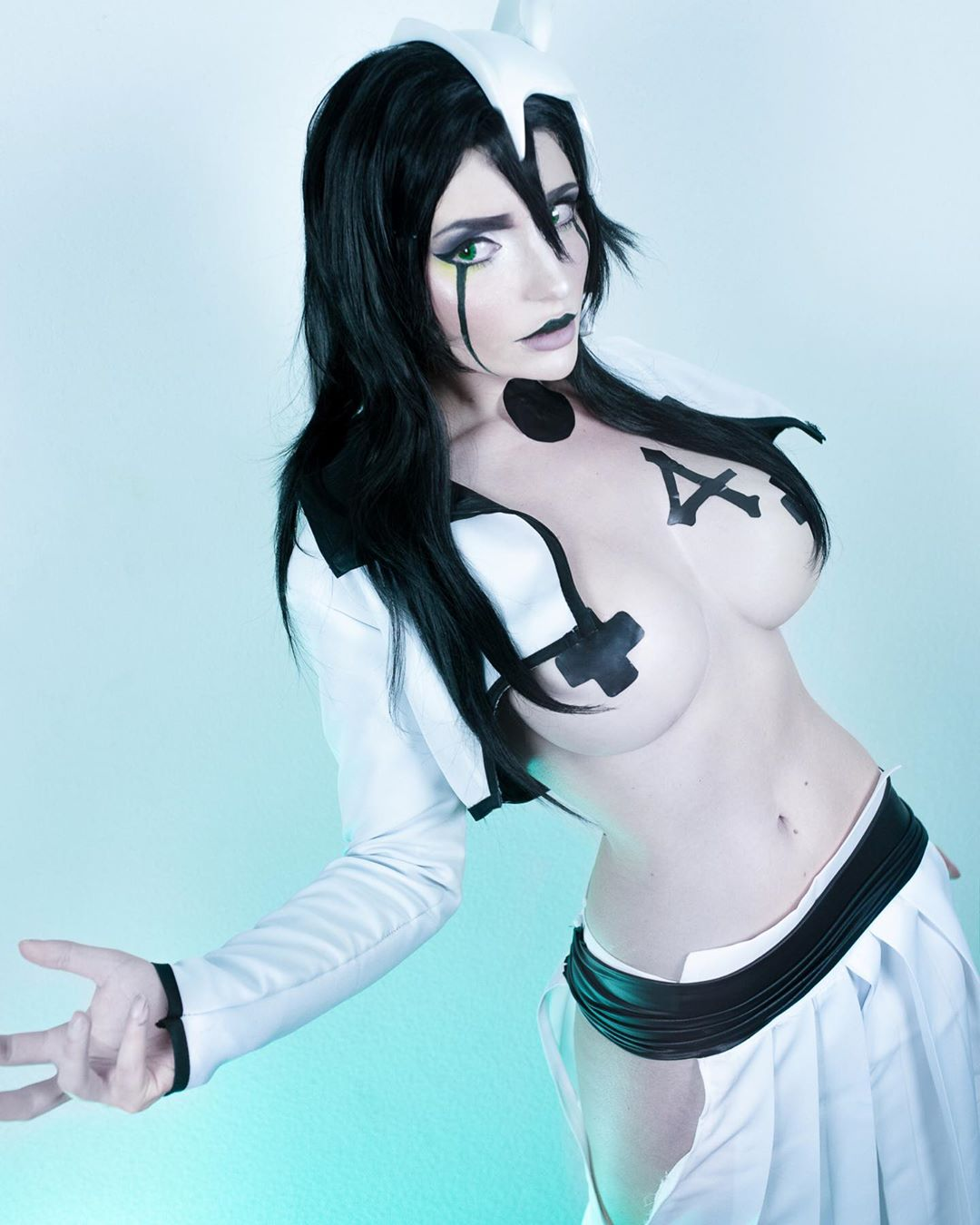 Ulquiorra Cosplay by Katyuska Moonfox
