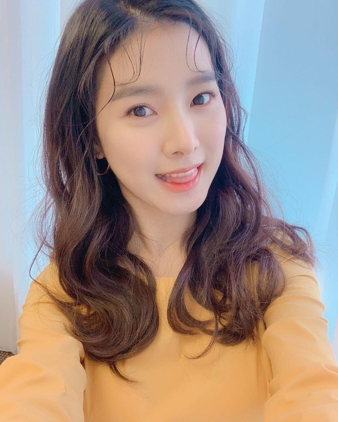 Kim So eun south korean actress