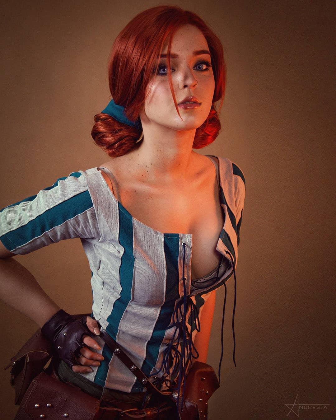 riss Merigold cosplay by Andrasta