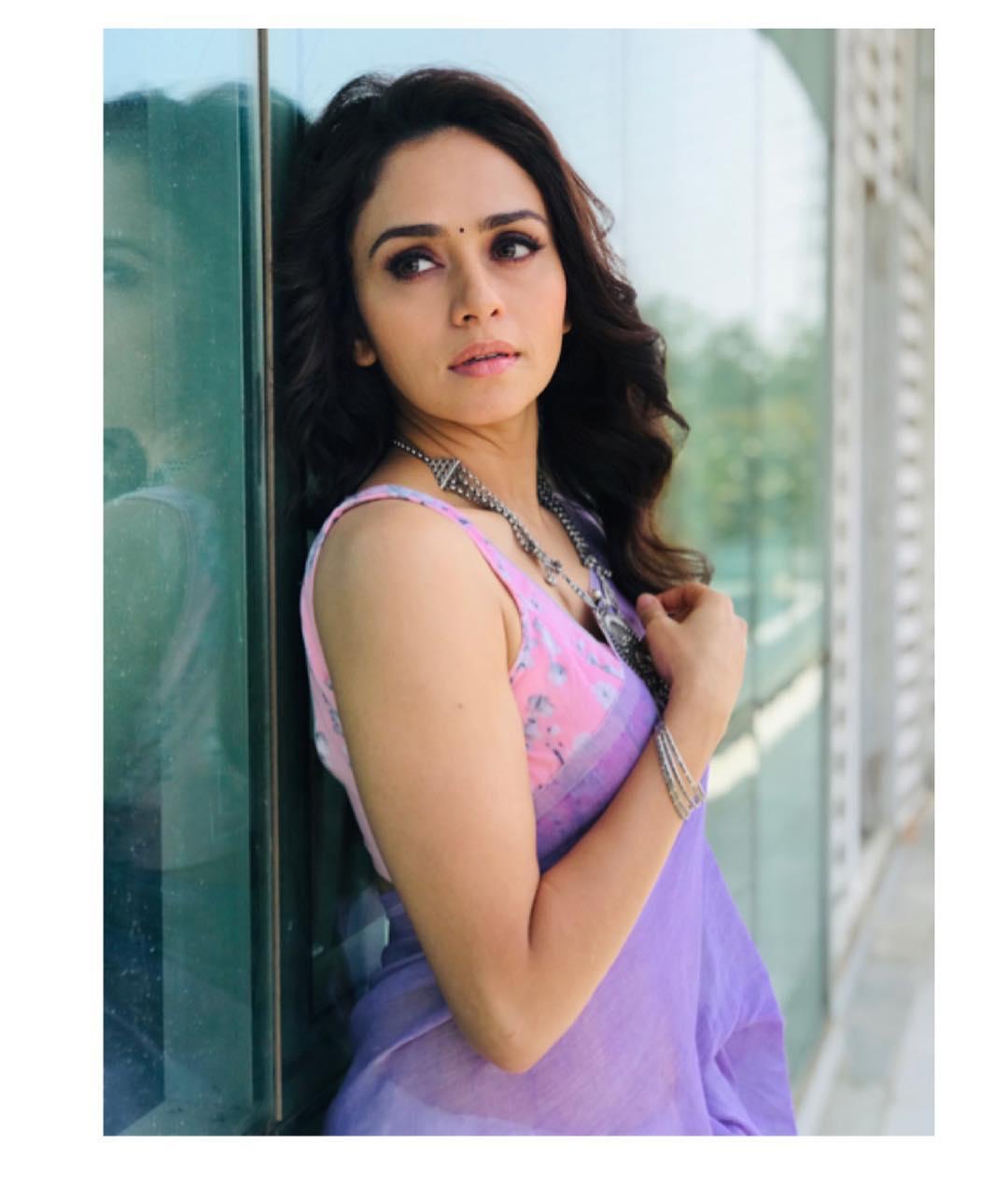 Amruta Khanvilkar Marathi Actress 97