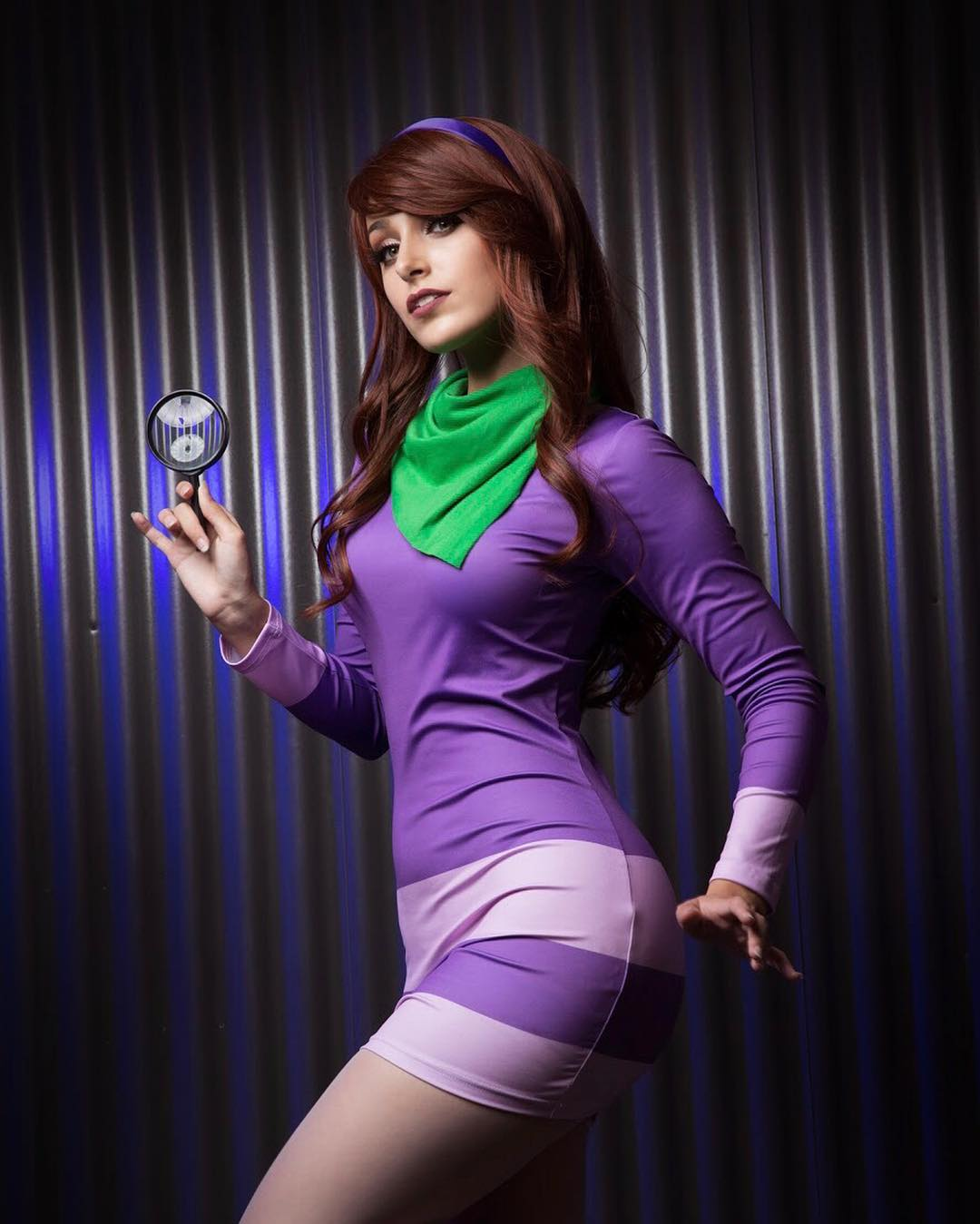 scooby do cosplay by cosplayer vixencecos