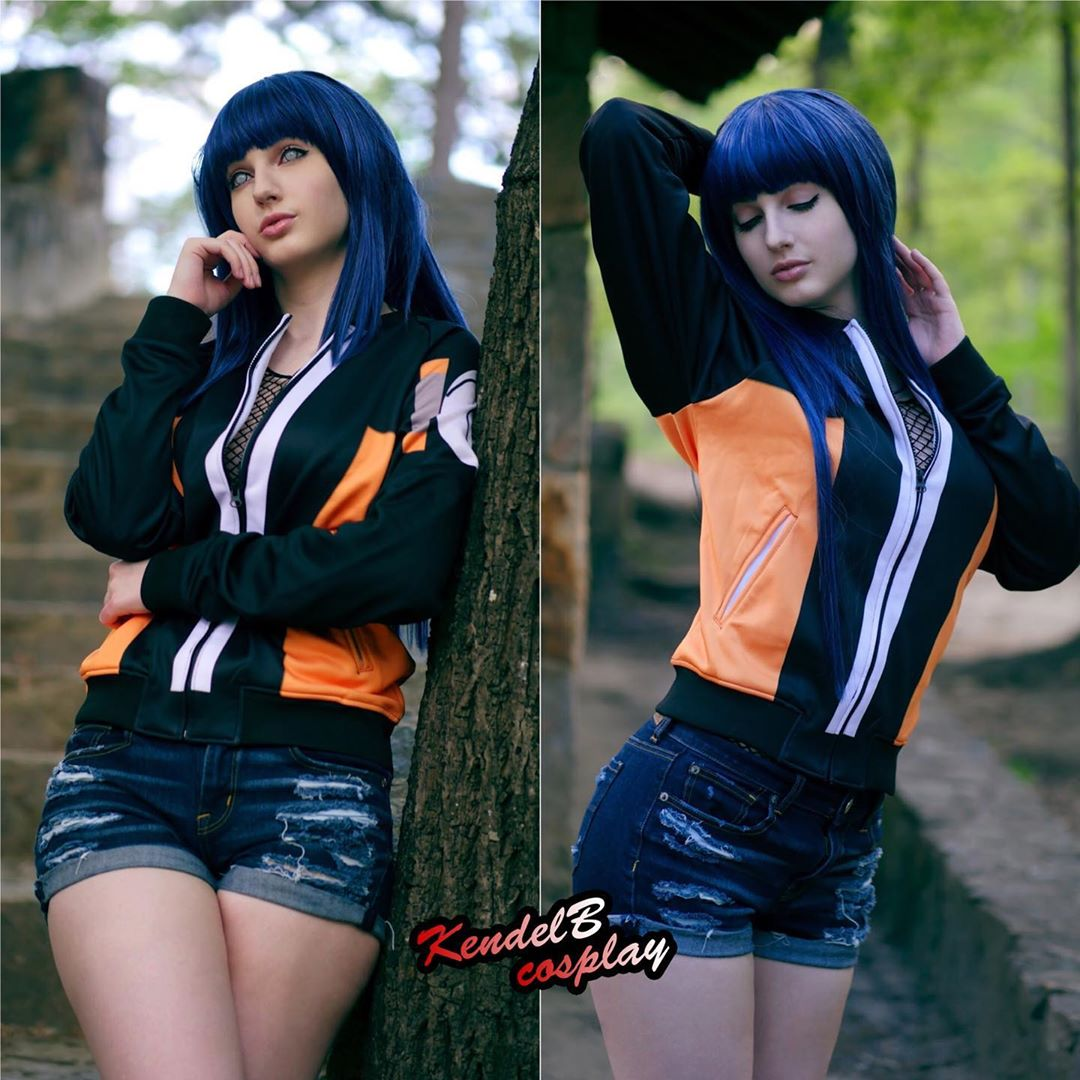 Hinata Cosplay By KendelB