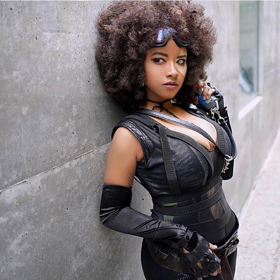Domino Cosplay by uniquesora
