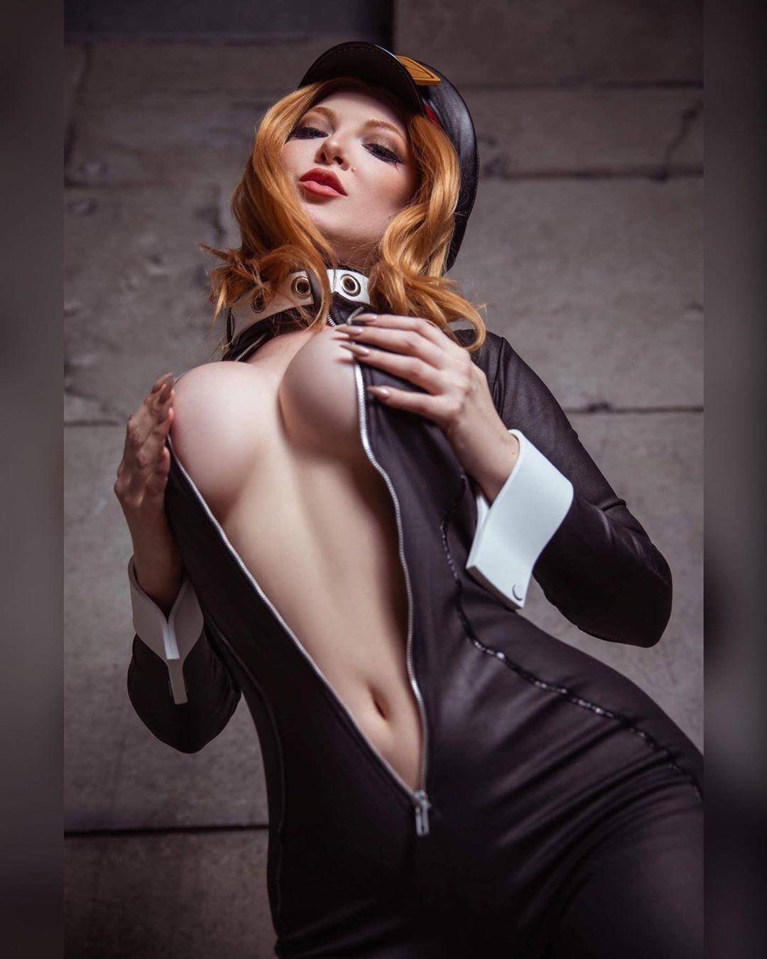 Camie Utsushimi hot cosplay by Ashlynne Dae