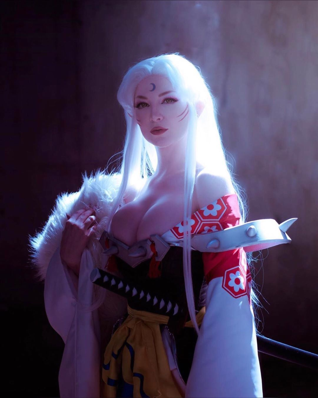 Sesshomaru cosplay by Ashlynne Dae