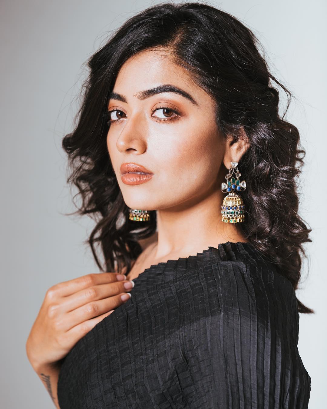 Rashmika Mandanna south indian actress