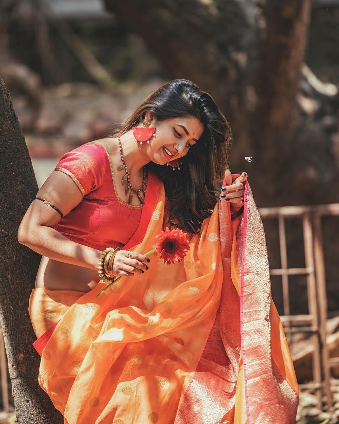 Prajakta Mali marathi actress 52