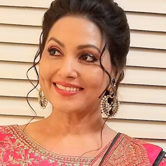 Indrani Dutta bengali actress