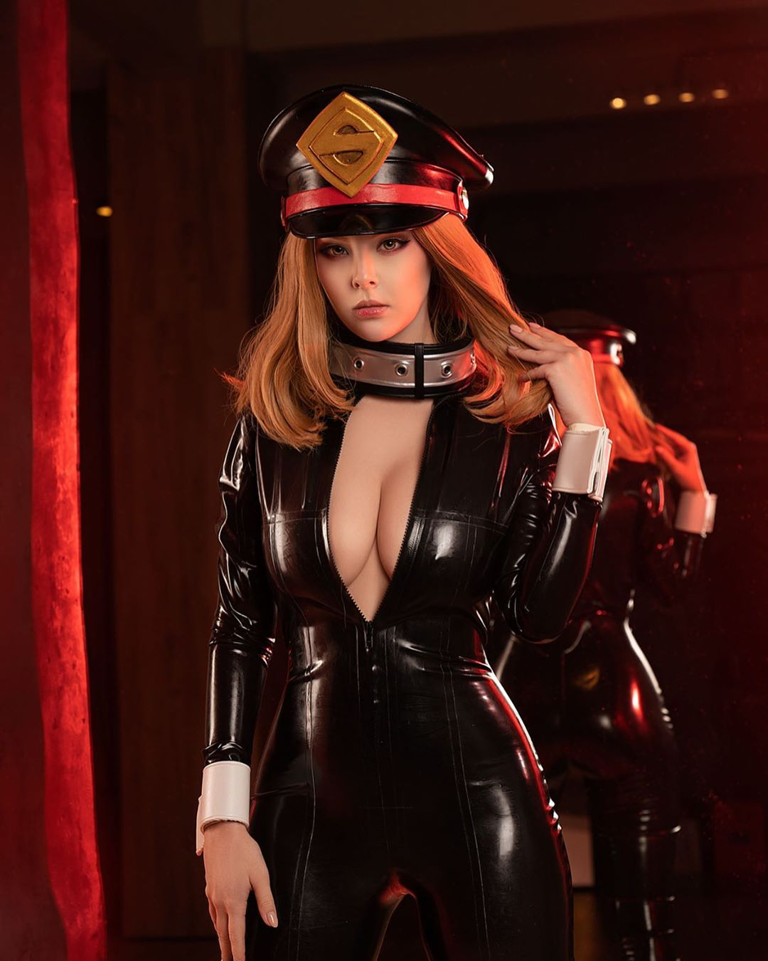 Camie Cosplay by Helly Valentine