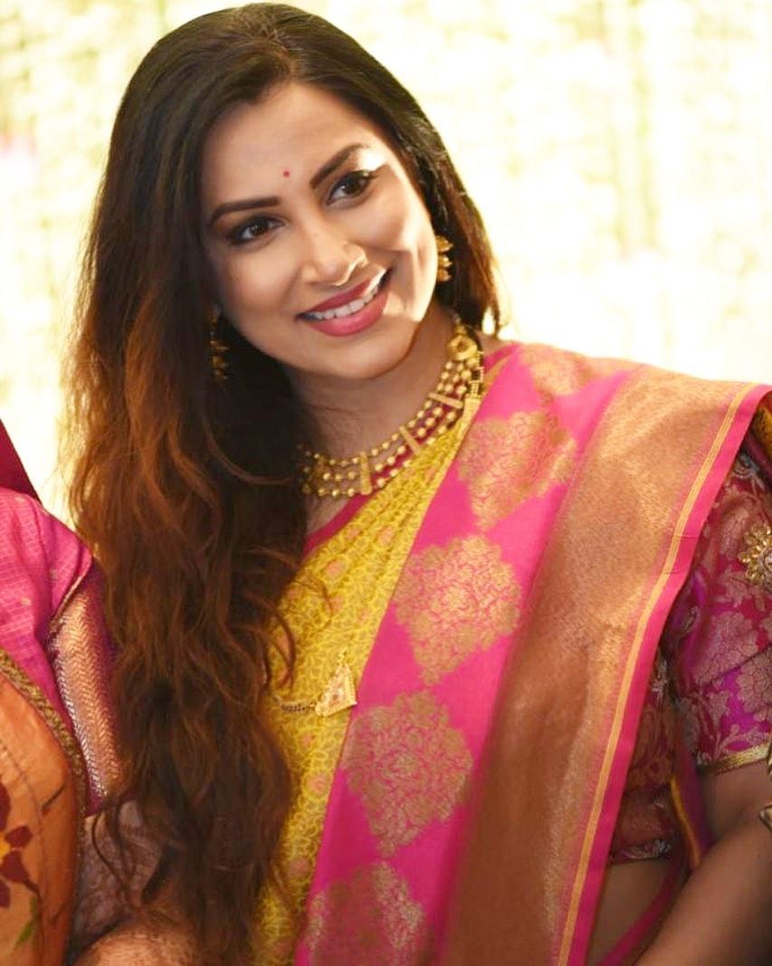 Kranti Redkar marathi actress 5
